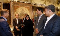 تاکید بر ضرورت فن آوری های نوین در فروش فرش | نمایشگاه بین المللی تهران