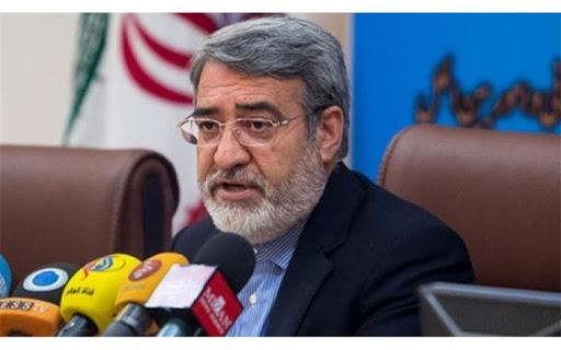 تقدیر رحمانی فضلی وزیر کشور از سایت نمایشگاه بین المللی تهران | اخبار نمایشگاه
