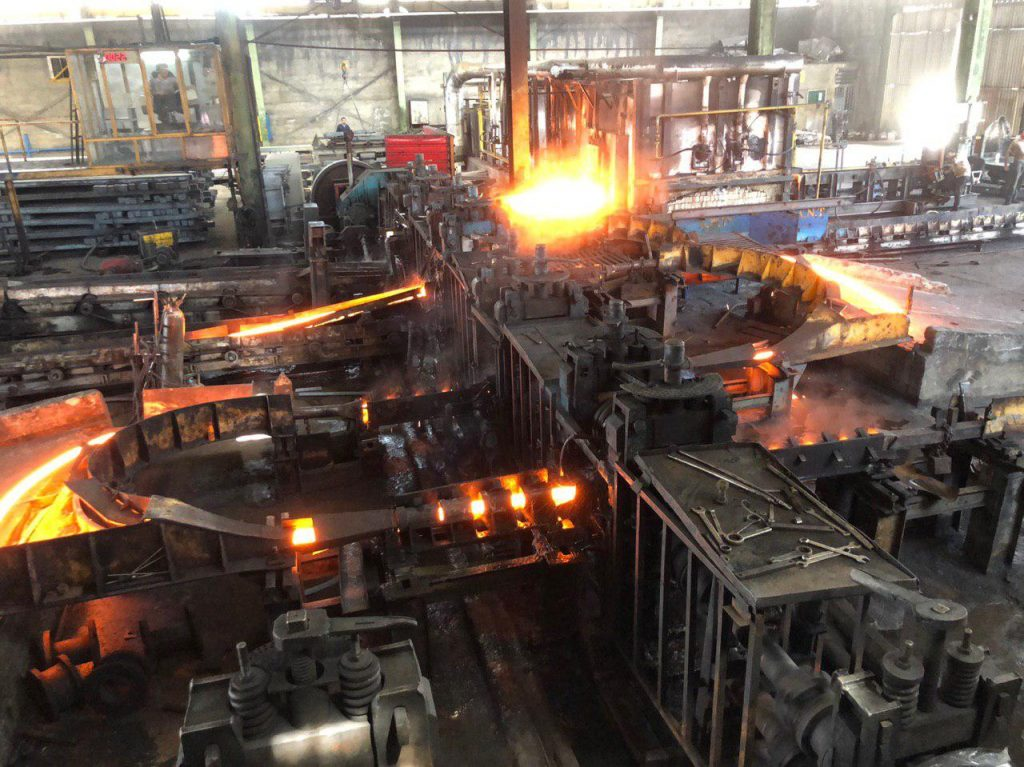 تاریخچه تولید و مصرف فولاد در ایران | اخبار نمایشگاه