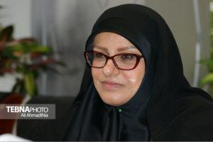 فرحناز رافع رئیس مرکز ملی فرش ایران شد | اخبار نمایشگاه