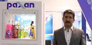 مصاحبه با مهندس ساکی مدیر عامل پاکسان در نمایشگاه بین المللی شوینده (ایران بیوتی) 1398 تهران | اخبار نمایشگاه