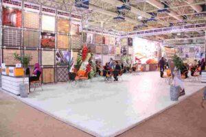 حضور پر شکوه آذرخش در نمایشگاه صنعت ساختمان تهران 98  سالن 38