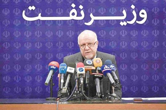 ایران پلاست وزیر نفت