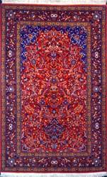 فرش دستباف طرح محرابی