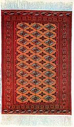 فرش دستباف طرح ترکمن و بخارا جهت خرید