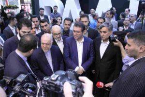 سیزدهمین نمایشگاه ایران پلاست آغاز شد