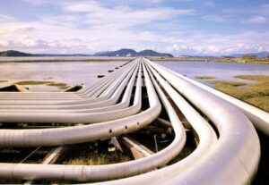 لوله های فولادی در صنعت نفت گاز و پتروشیمی