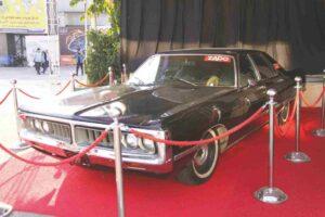 نمایشگاه قطعات خودرو