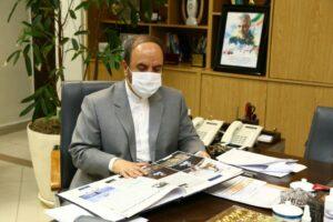 دکتر زمانی مشاور وزیر و مدیرعامل شرکت نمایشگاه های بین المللی