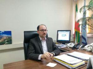 عباس برهانی سرپرست مدیریت منابع انسانی و پشتیبانی