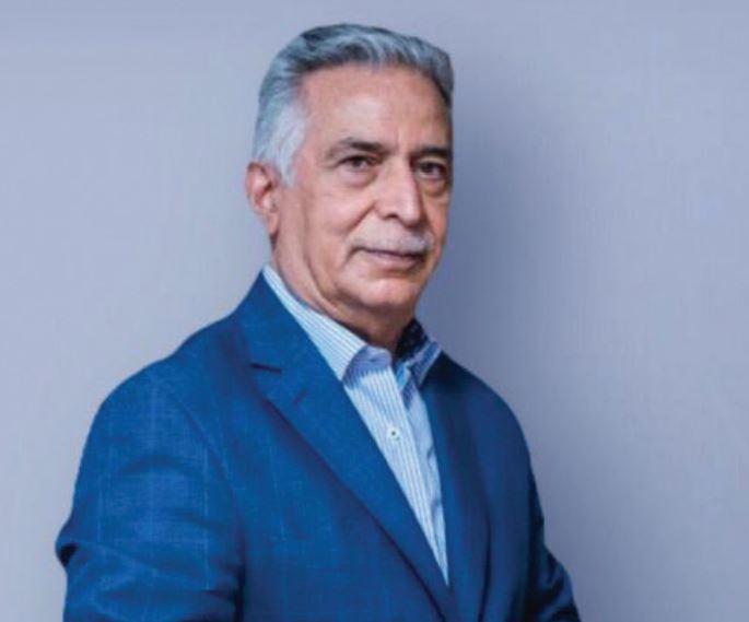 محمدرضا بهرامن رئیس خانه معدن