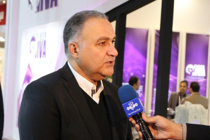 علی مرادی مدیر صنعت نمایشگاهی